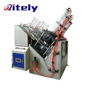 High tech pulp fiber paper plate making machine in hyderabad