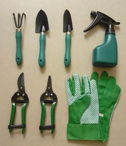 HOME Garden tool set garden garden tool set Hoe hand fork Trowel