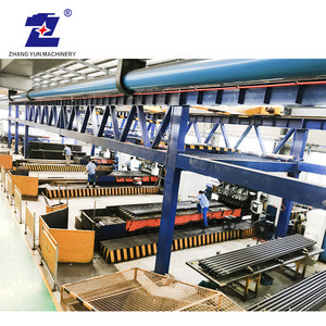 Industry Leading Double Sided Planer Machine For Elevator Guide Rail