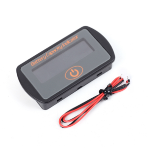 LNLEE 12V 24V 36V 48V 60V 72V 84V Lead Acid Lithium ion Battery Tester Capacity Indicator