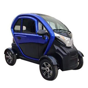 Low Cost Coche  Electrico Mini Citycoco Hybrid Small Car With Electric And Petrol Used Car Electric Adult New Cars