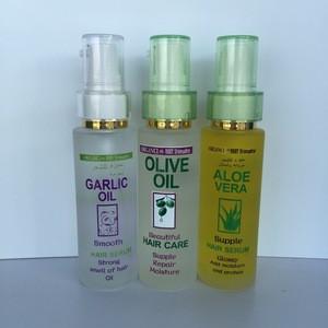 Natural Plant Extracts Hair Care Aloe Vera Essential Aralic Hair Serum/Hair Oil