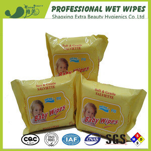 New baby products Baby skincare cleaning wet Wipes organic Wet Tissue