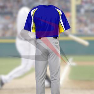 New High Quality Custom made Baseball Uniform Professional
