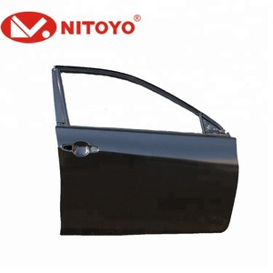 NITOYO BODY PARTS HIGH QUALITY CAR FRONT DOOR  ASSY USED FOR TOYOTA CAMRY 2015 CAR DOOR