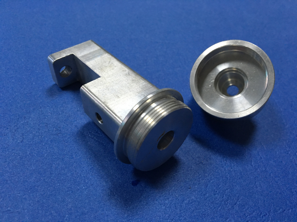 OEM drawing design cnc machining aviation aircraft parts spare parts