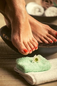 Private Label Exfoliating Cooling Peppermint Foot Scrub