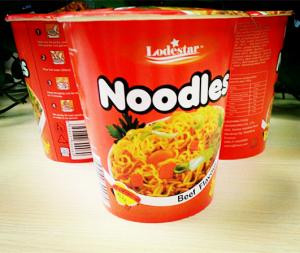 Quality Instant Noodle - Stewed Beef Flavour