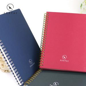 Small custom designed spiral bound notebooks