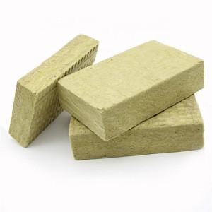 Spray foam insulation rock wool board sandwich panel 50mm 100mm thick mineral wool