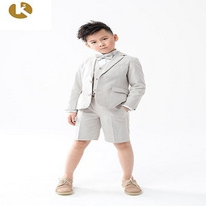 Wedding Party  Kids Boys Party Dress Suits Clothing Set