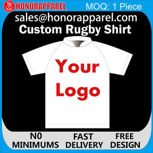 Wholesale sublimation custom cheap rugby jersey design, custom black rugby shirt/rugby league jerseys