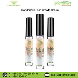 Wonderlash Eye and Brow Lash Growth Serum with Panax Ginseng Peptide Power