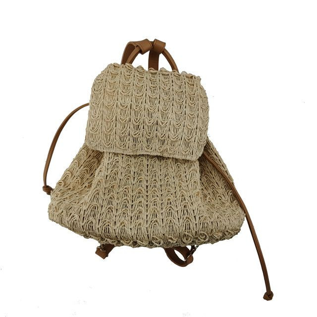 2020 popular straw bag for woman