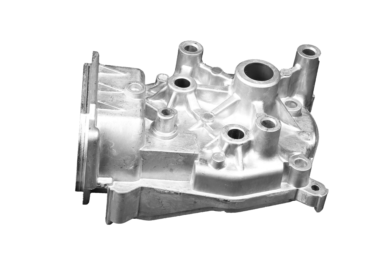Aluminum die casting parts wiper assy motor housing