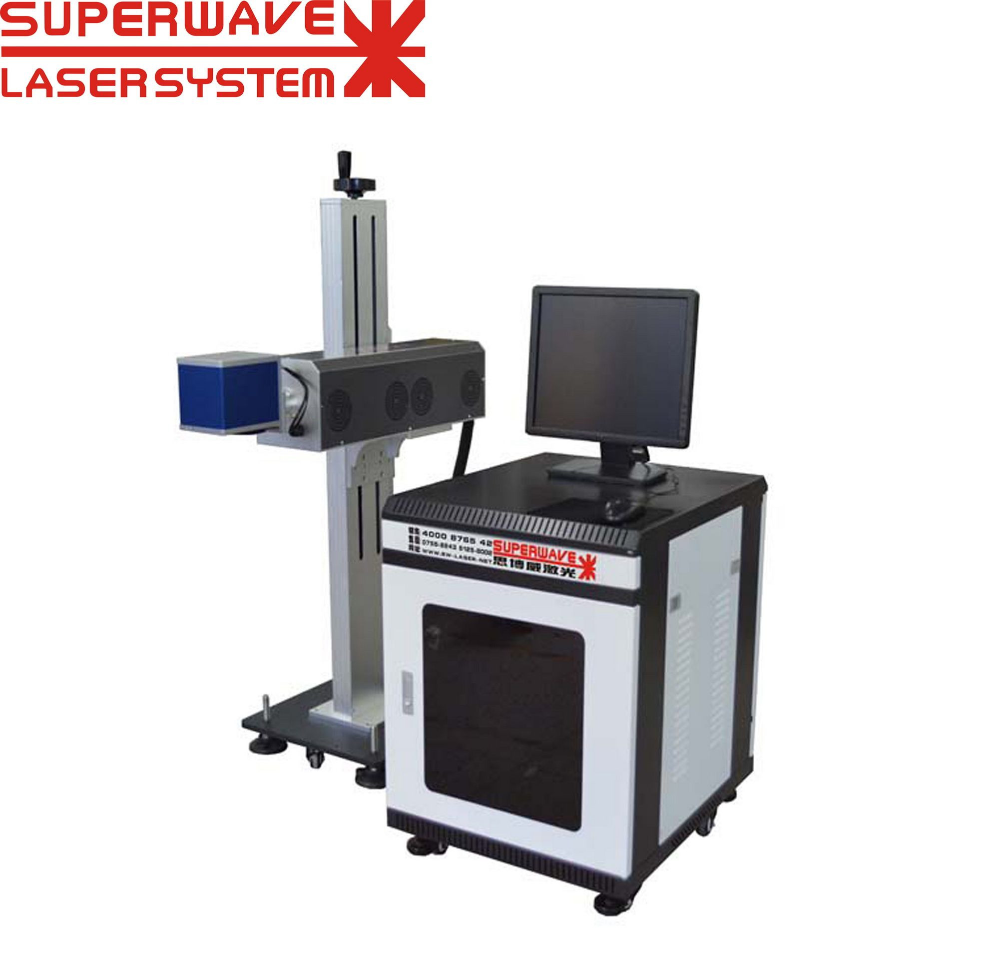 Widely Used CO2 laser marking machine