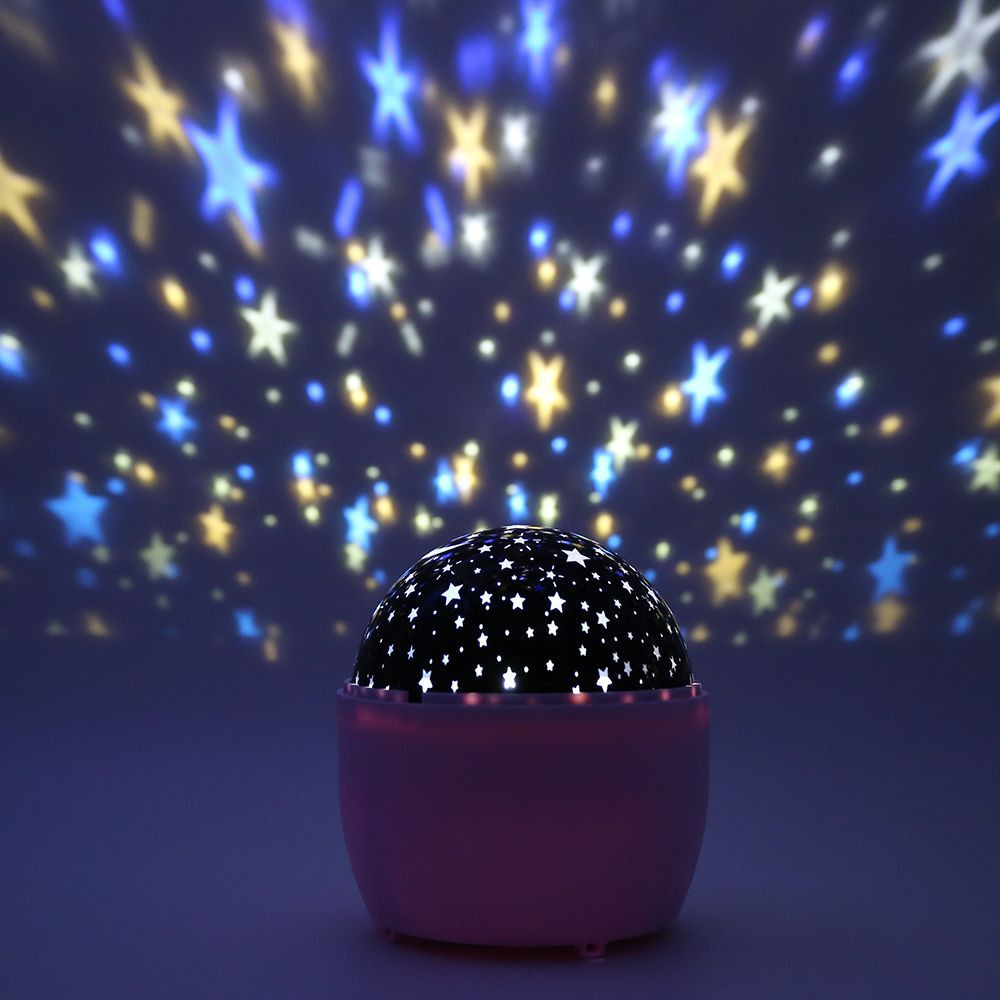 Star Night Light Projector For Kids Starry Sky Projector Light With 360 Degree Rotating