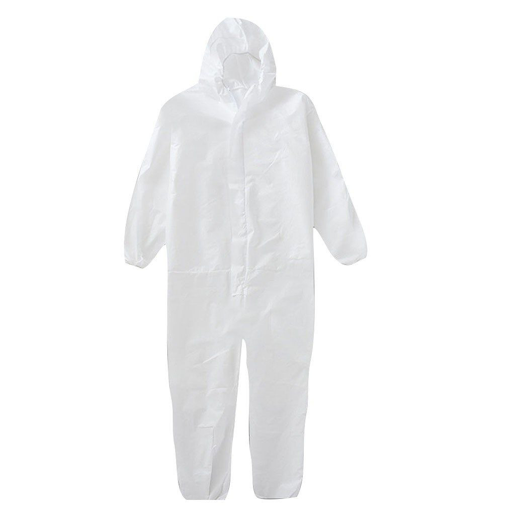 Medical proteive coverall pp  pe 65gsm