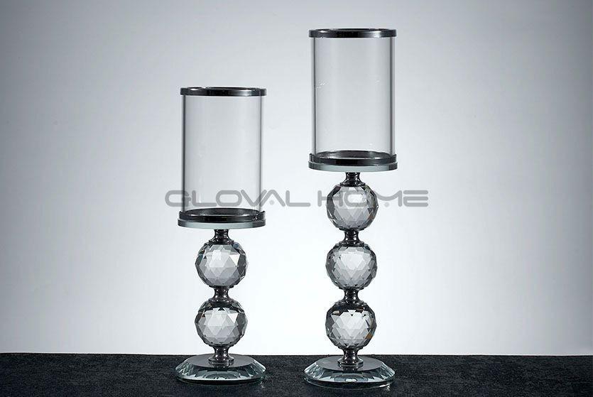 European style Crystal candlestick
