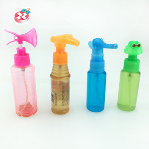 15g cartoon shape sour fruity liquid spray candy
