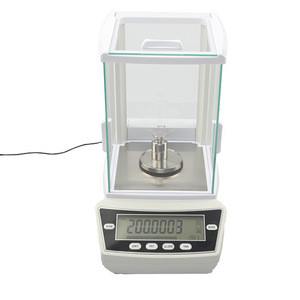 500X0.001g 1mg Electronic Analytical Lab Balance Digital Weighing Precision Scale