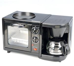 5L capacity 3 in 1 breakfast maker ETL CE certified