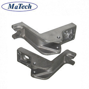 Aluminum Casting Outboard Motor Mounting Bracket For Sailboat