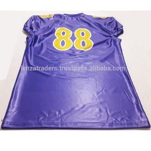 American Football Uniform Sublimation Custom Team