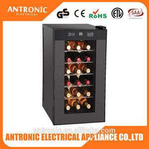 Antronic NEW ATC-C50L single zone 18 bottle wine cooler with CE/ROHS/ERP