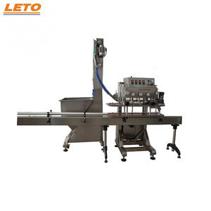 Automatic High Speed Capping Machine for Glass Jar