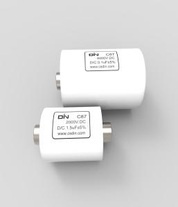 CSD Resonance Capacitor 0.47uf 2000VAC