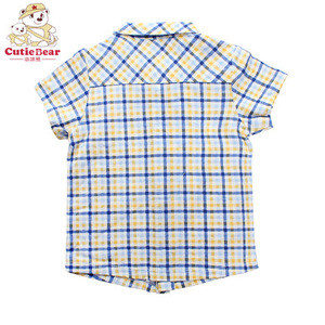 Cutie Bear Baby Clothes for Baby 100% Cotton Baby Boys Summer Clothes T-shirt XB34180