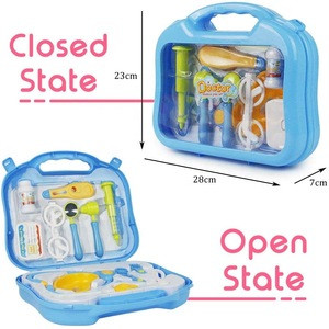 Doctors Kit Medical Kit Box Doctor Set for Kids Doctor Role Play for Kids Children 3 4 5 6 Years Old, Random delivery