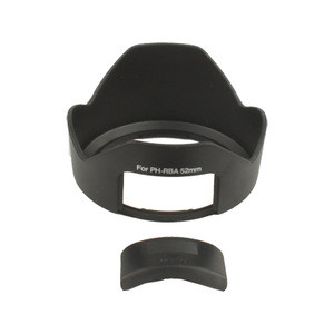 Dropshipping hot selling 52mm Lens Hood for Pentax PH-RBA Camera