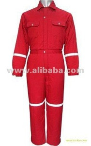 DuPont Nomex Fireman Coverall