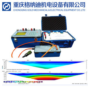Electrical Geophysical Resisvity Imaging Instrument and Underground Water Detector