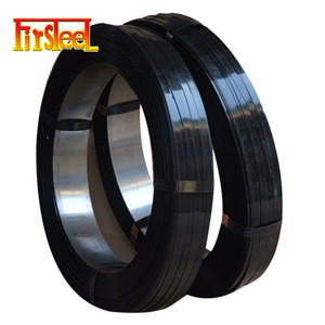 Factory supplying steel strapping with holes