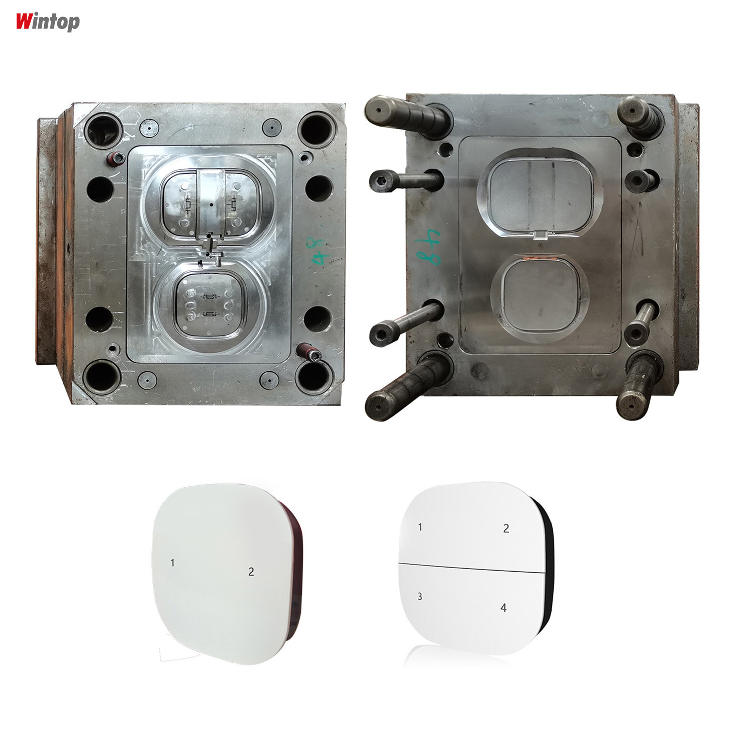 High quality injection moulding injection molding injection tooling plastic auto parts maker