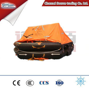 High quality Y type yacht inflatable life raft fishing inspection raft