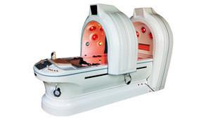 Hot sale far infrared suana spa capsule with skin whitening machine LK-1000