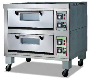 Industrial Electric Gas Automatic Bread Baking Oven Commercial Bakery Equipment Price For Sale