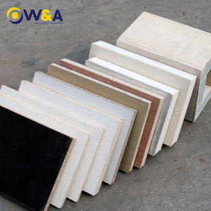 (MGOP-150)Building Material Magnesium Oxide Board, Fireproof MGO Wall Panel (tapered & grooved edges)