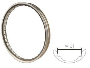 Motorcycle rim Aluminum alloy spokes rims motorcycle wheel u140 17/18inch
