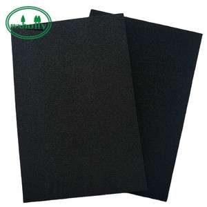 NBR/PVC rubber and plastic 100mm insulation board