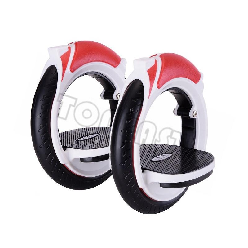 New Roller Orbit Wheel Skates Board Portable Transportation Wheels