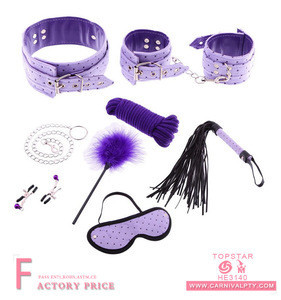 Party supplier toy handcuffs sexy cuffs set for sale