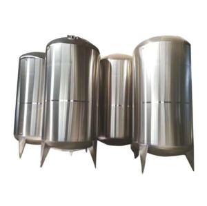 Prefabricated Water Diesel Fuel Oil Gas Chemical Storage Tank