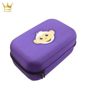 Purple EVA Protective Carry Case for Kids Toys