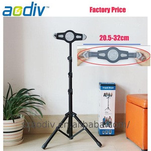 Reliable and Cheap 360 rotating adjustable clip tablet pc holder degrees 360 rotation stand foldable laptop stand