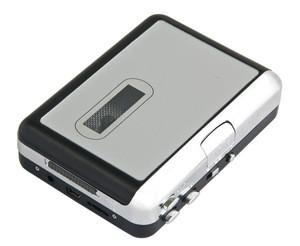 Retro Style Car Stereo Super Usb Cassette Capture Player